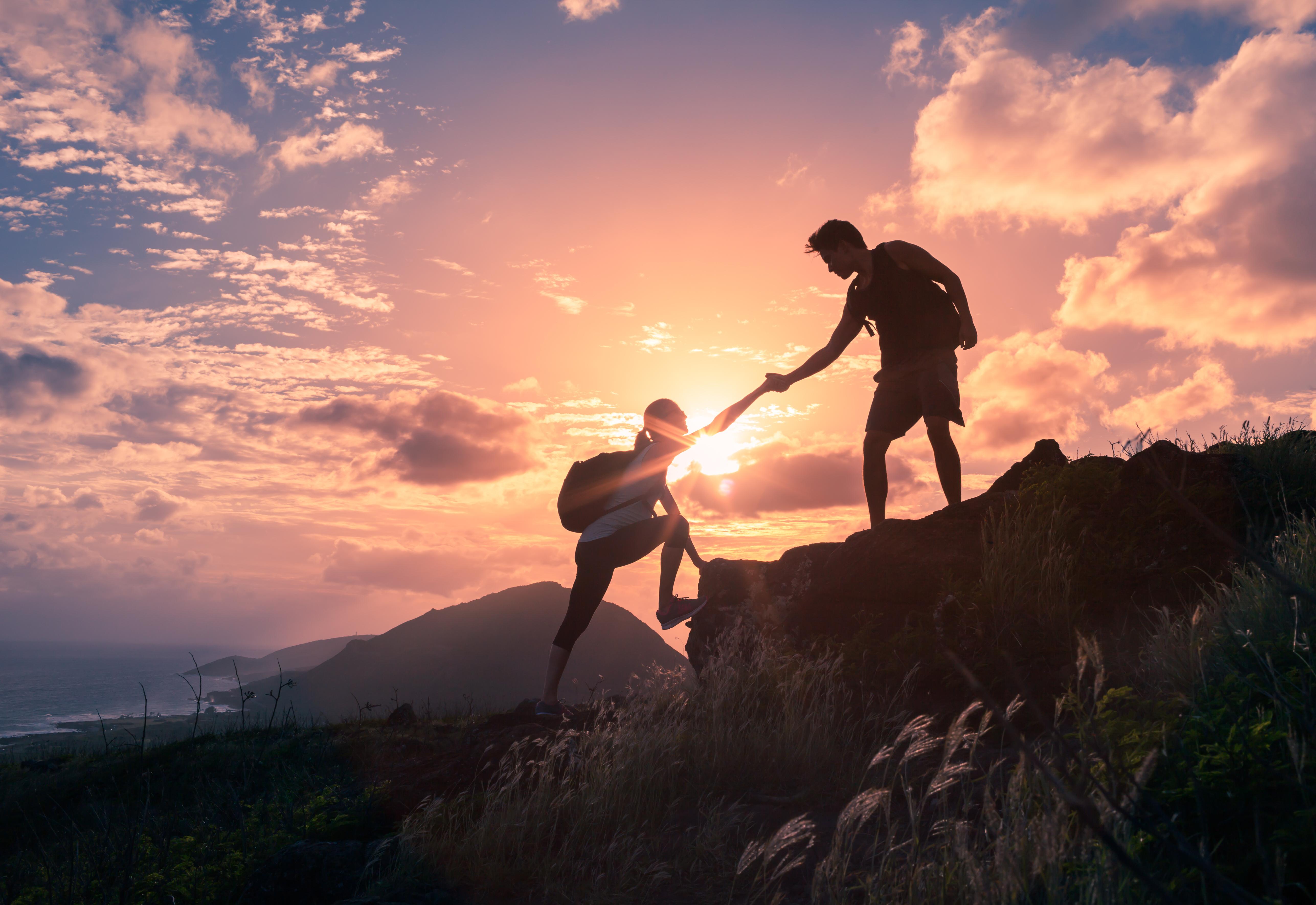 Great leaders = great mentors!