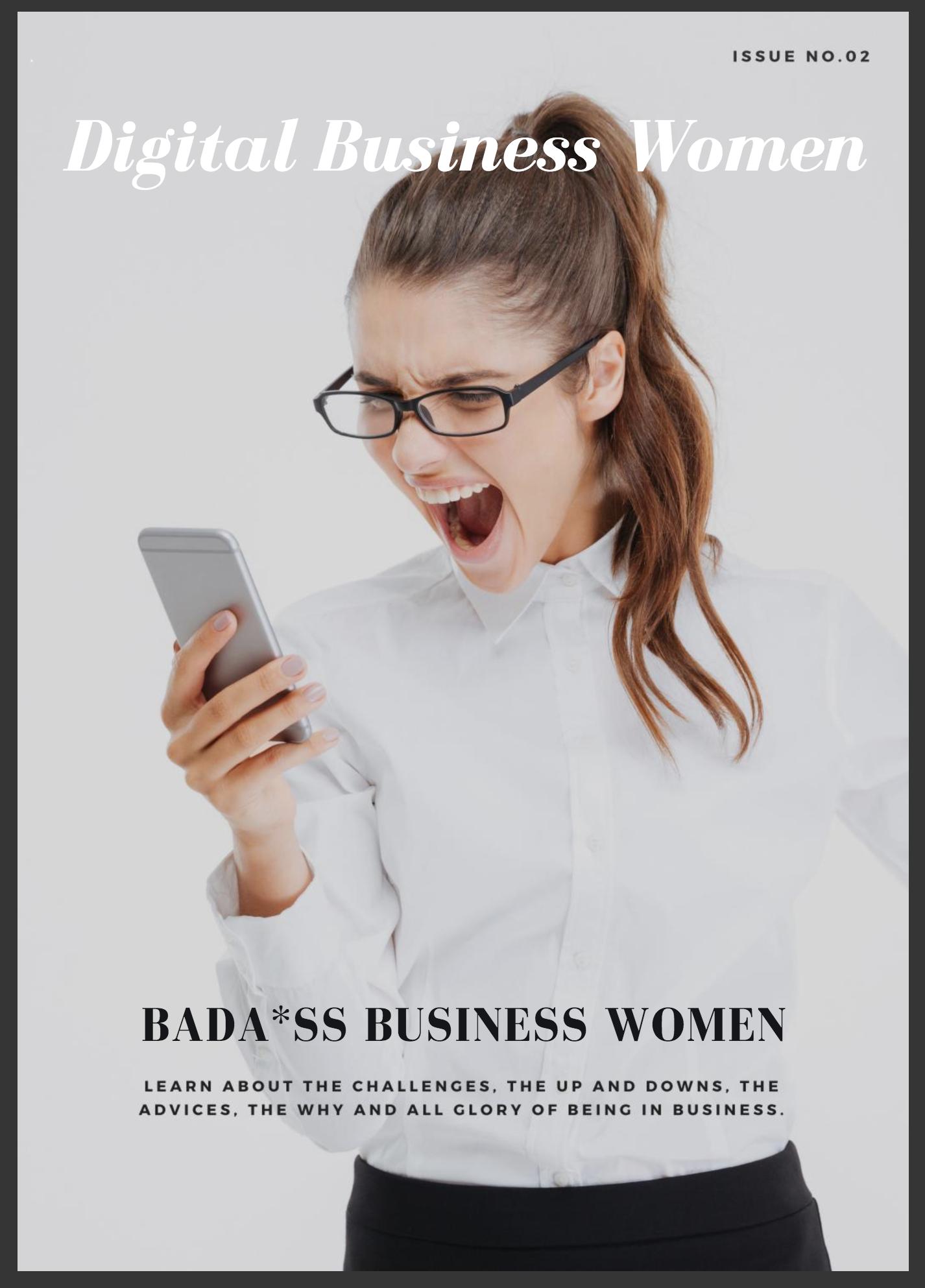 MU featured in Digital Businesswomen Magazine during London Tech Week 2018