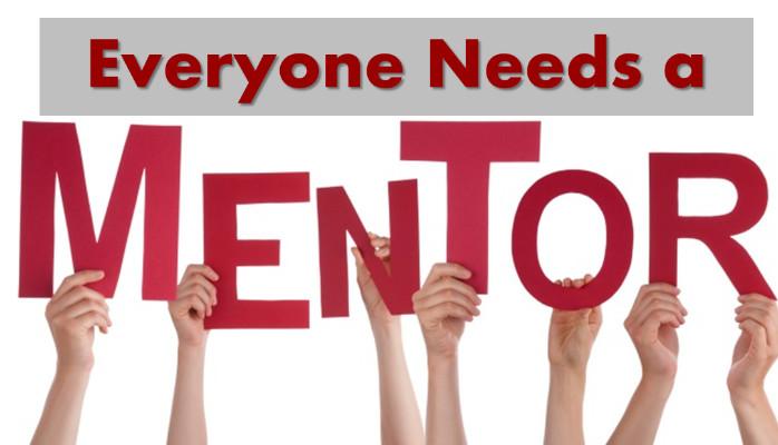 Who needs a mentor? I do!