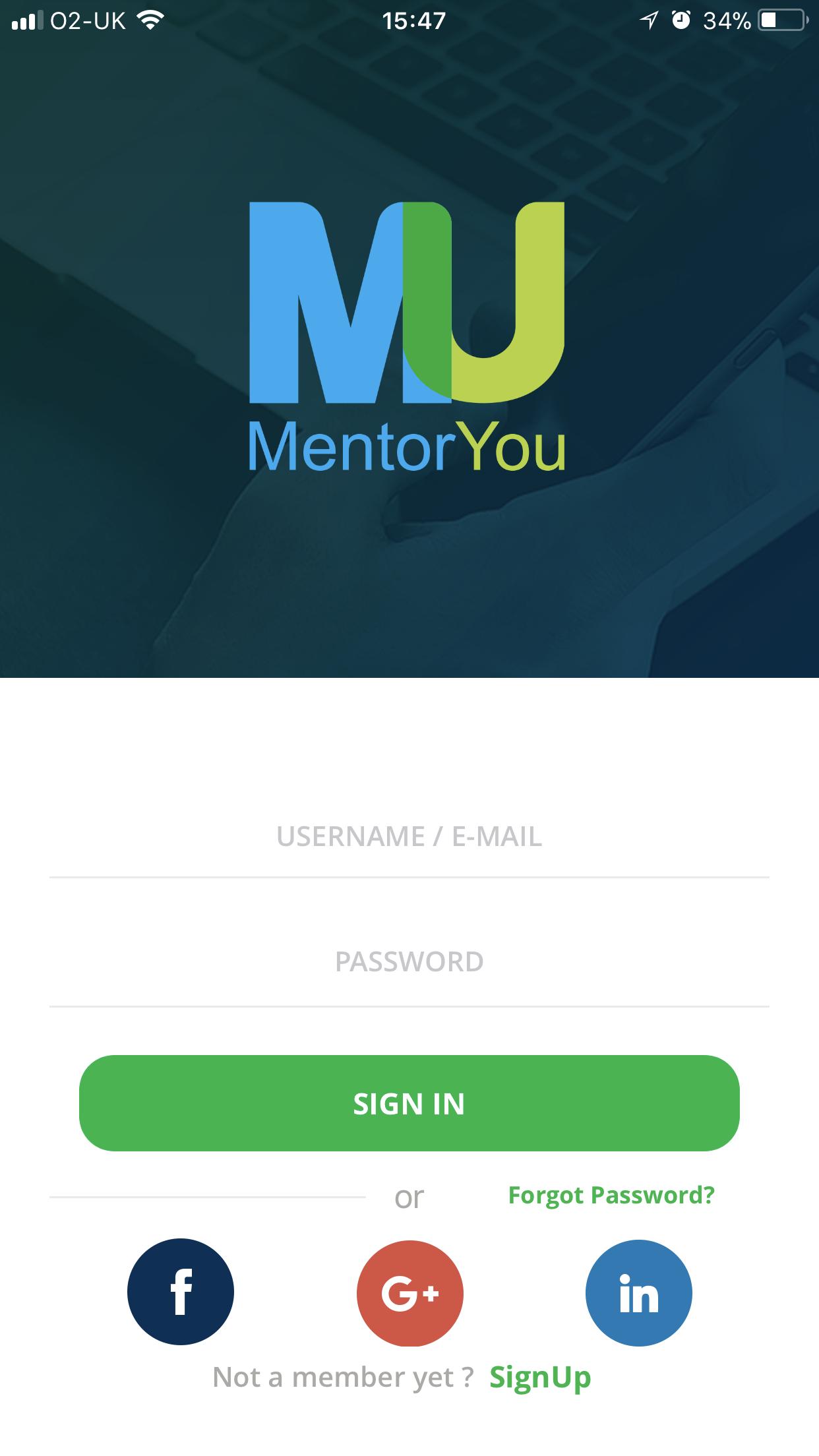MU App approved on App Store